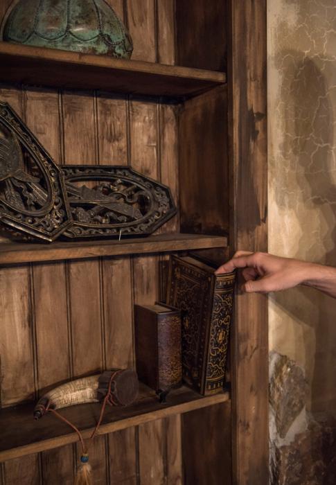 This Elder Scrolls Fan Spent $50,000 To Remodel His Basement