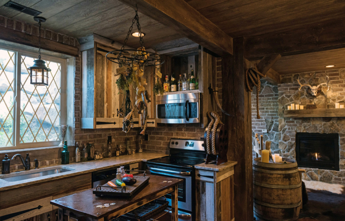 This Elder Scrolls Fan Spent $50,000 To Remodel His Basement