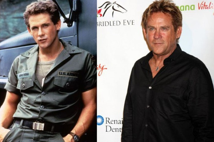 Iconic Action Movie Stars Back In The Day And Today