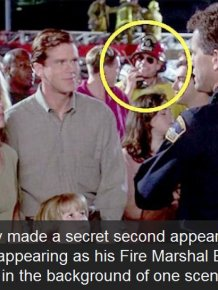 Secret Celebrity Appearances You Never Noticed In Movies And TV Shows