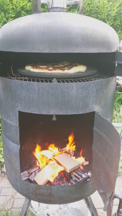 How To Make A Homemade Pizza Oven