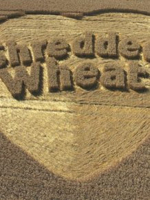 Crop Circles Advertising