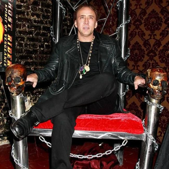 These Are All The Ridiculous Things That Nicolas Cage Blew His Money On