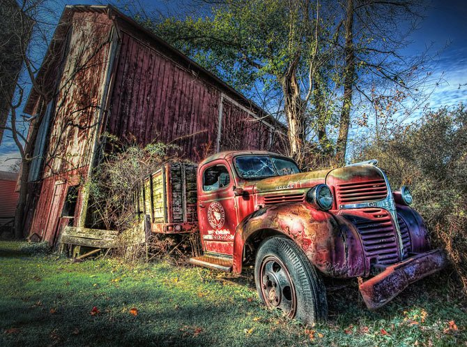 Amazing Colored HDR Photos