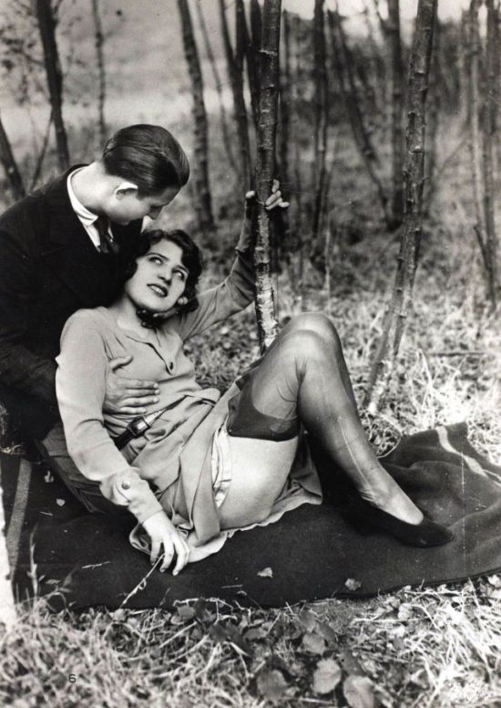 These Racy French Postcards Were Once Illegal In America