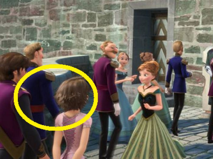 You Probably Didn't Notice All These Secrets Hidden In Disney's Frozen