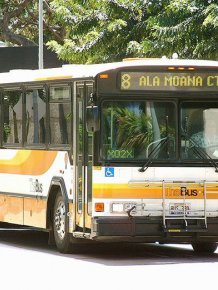 Hawaii Is Going To Convert Old Buses Into Homeless Shelters