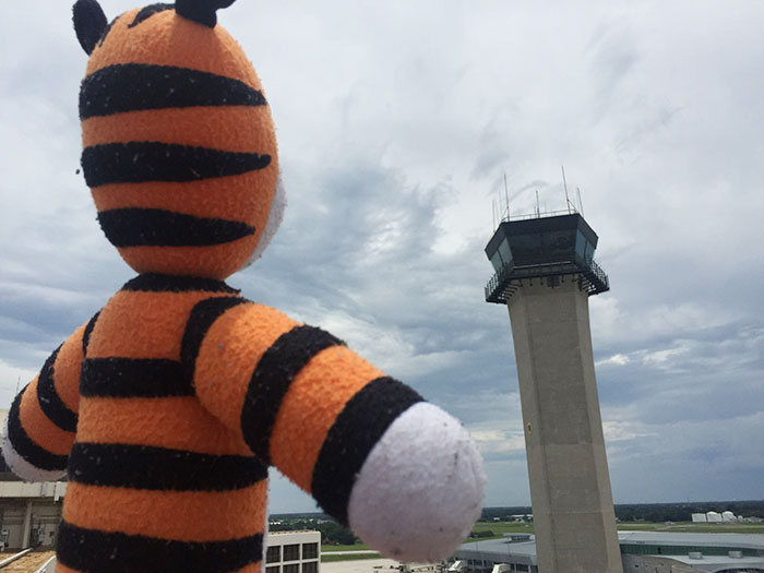 The Airport Staff Took This Kid's Lost Toy On The Adventure Of A Lifetime