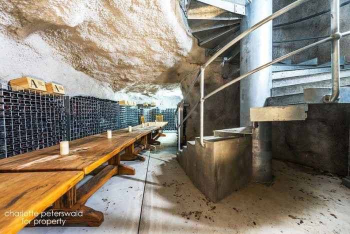 The Most Expensive Underground Wine Cellar In Australia Is For Sale