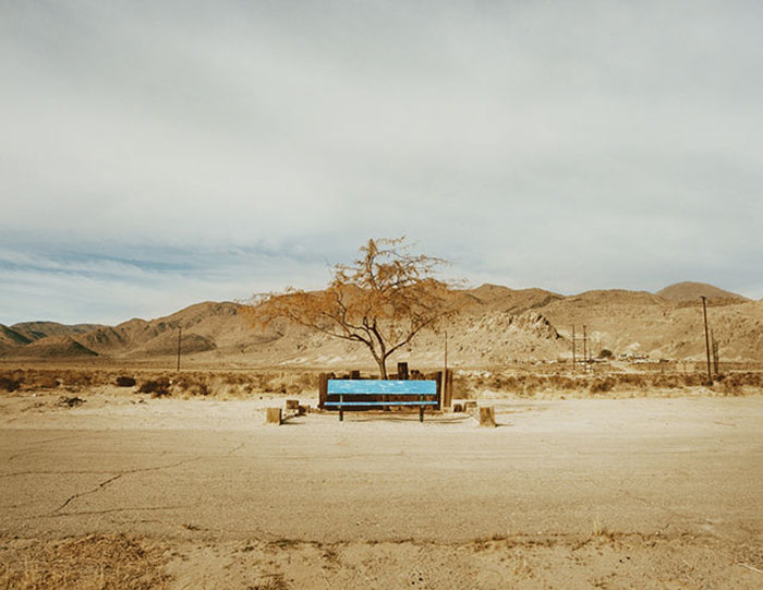 Pamela Littky's New Photo Series Gives Us A Glimpse Of Life In Death Valley