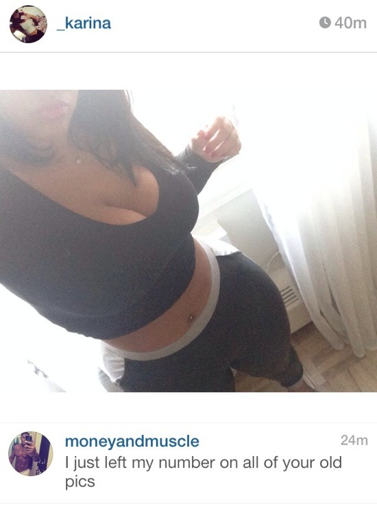 Say Hello To The Thirsty Dudes Of Instagram