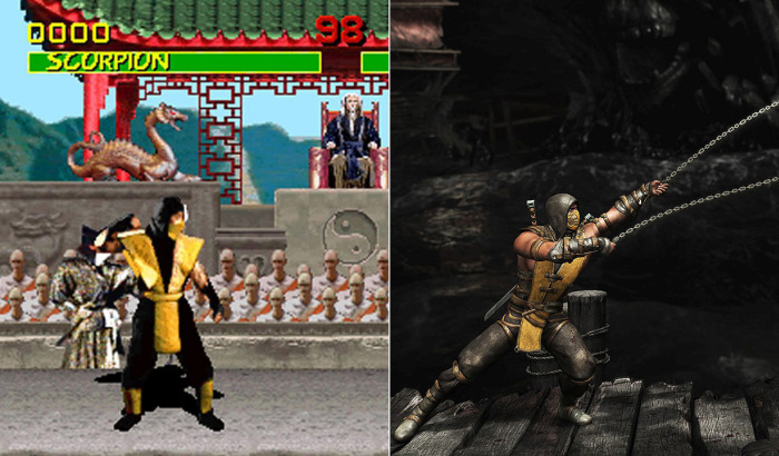 See How Much Your Favorite Video Game Characters Have Changed Over Time