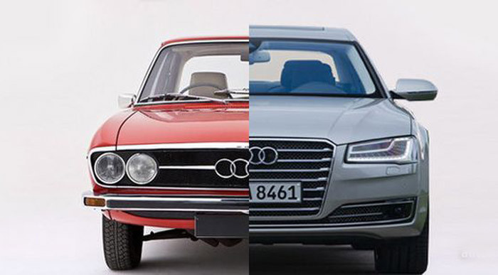 The History Of Audi S Flagship Vehicles