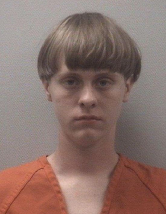 Photos of Dylann Storm Roof