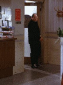 When Two Separate GIFs Come Together To Tell The Perfect Story
