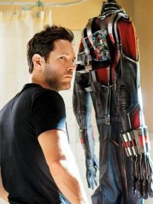 Paul Rudd's Son Isn't Very Excited That He's Playing Ant-Man