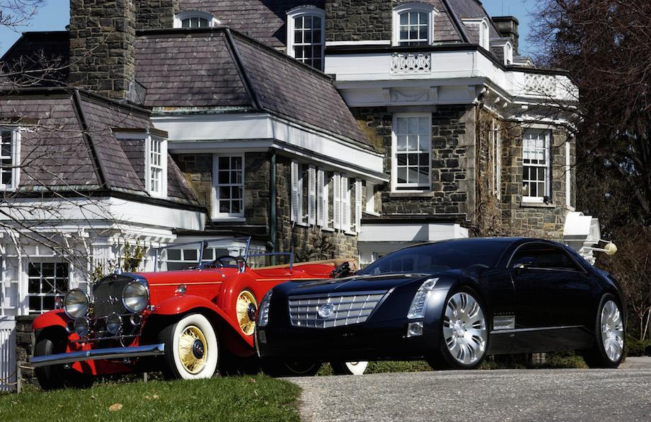 Classic cars with their modern day counterparts | Vehicles