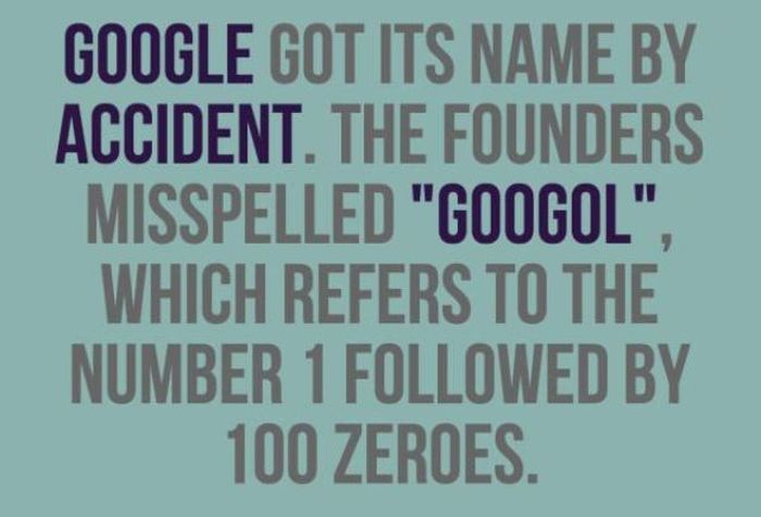 Fun and interesting facts you need to know about google fun