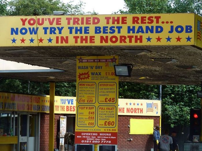 Hilarious Examples That Show How Important Letter Spacing Is