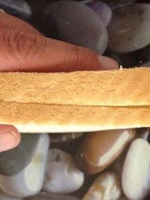 Company Has Awesome Response To Man's Complaints About Crooked Bread