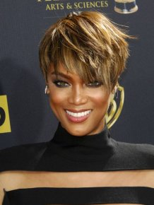 Tyra Banks Shows Off The Real Her By Wearing No Makeup