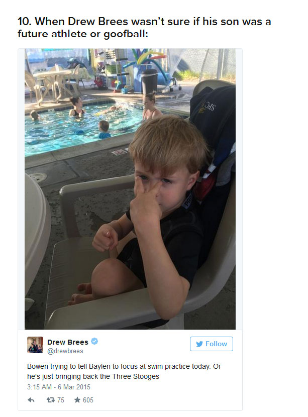 A Tribute To Celebrity Dads And Their Hilarious Tweets