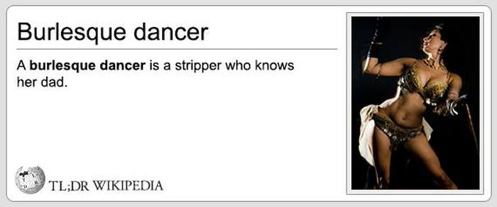 Wikipedia Definitions That Tell You Everything You Need To Know