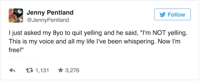 Comedians Use Twitter To Let The World Know What Parenting Is Really Like
