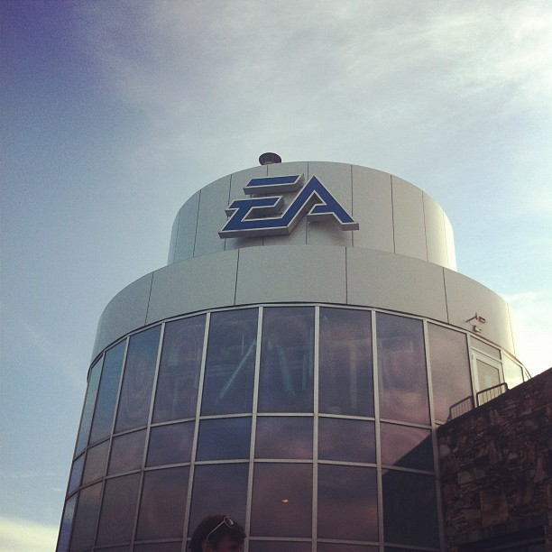 Life Is Good For The Employees Of EA Sports