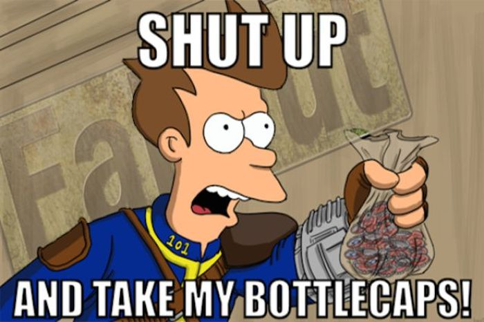 Dedicated Fan Wants To Use 7 Years Worth of Bottle Caps To Pay For Fallout 4, part 4