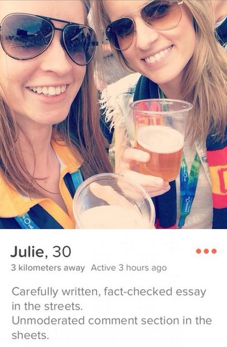 Tinder Users You Would Definitely Swipe Right For