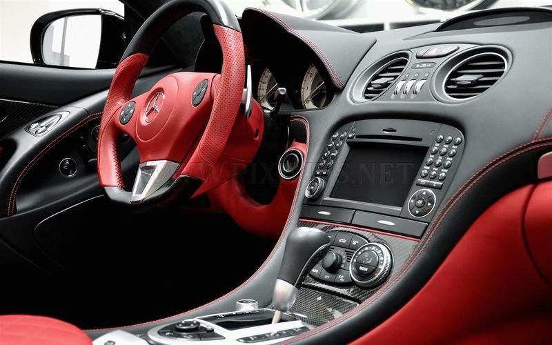 Mercedes-Benz SL R230 Black Edition by  Prior Design