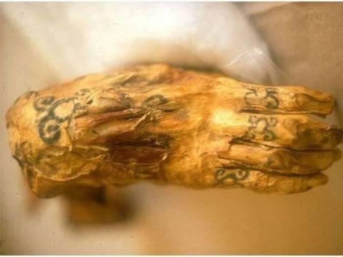 Well Preserved Tattoos That Have Withstood The Test Of Time