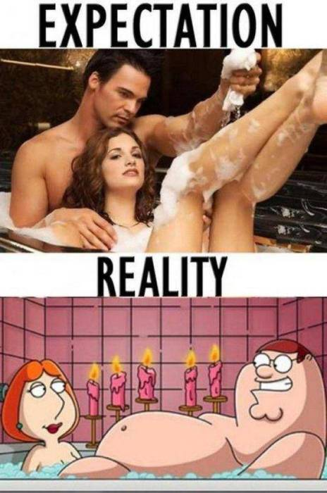 When It Comes To Expectations Vs Reality, Reality Wins Everytime