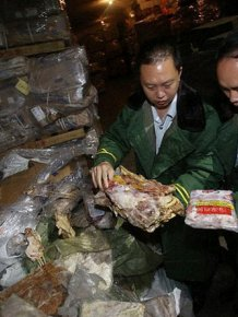 New Food Scandal Uncovers 40 Year Old Meat In China