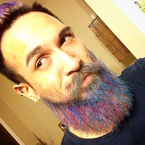Being A Merman Is The Newest Trend As Men Dye Their Hair Crazy Colors