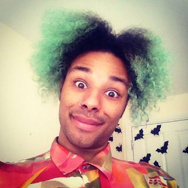 Being A Merman Is The Newest Trend As Men Dye Their Hair