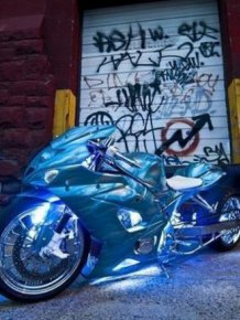 Is This The Most Beautiful Motorcycle In The World?