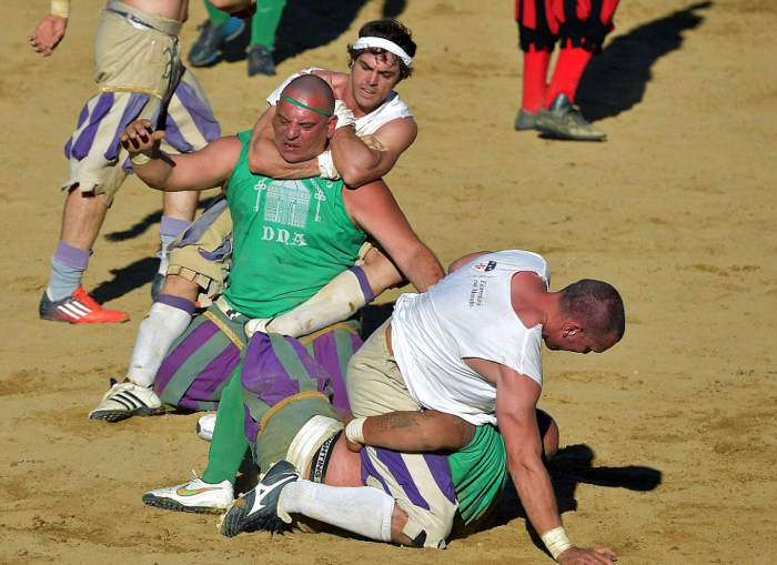This Sport Takes Violence To A Whole New Level