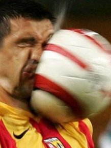 Funny Sports Photos You Can't Help But Laugh At