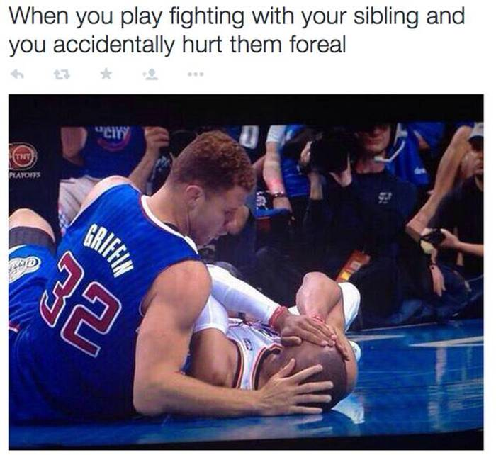 22 Problems All People With Siblings Go Through