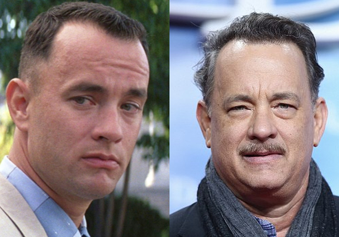 This Is What The Cast Of Forrest Gump Looks Like 21 Years Later