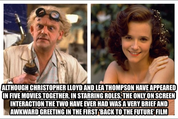 Interesting Facts About Famous Movies, Actors And Actresses