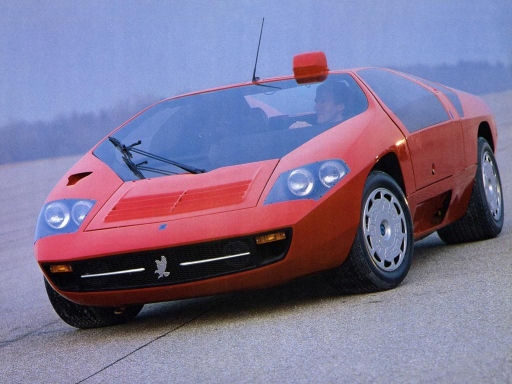 Luxury Sports Cars 80s Vehicles
