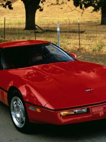 Luxury sports cars 80s