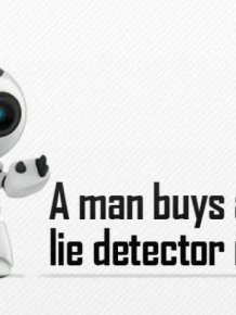 Dad Buys Lie Detector Robot For His Son But It Totally Backfires
