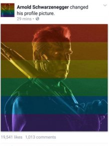 Homophobe Gets Owned By Arnold Schwarzenegger On Facebook