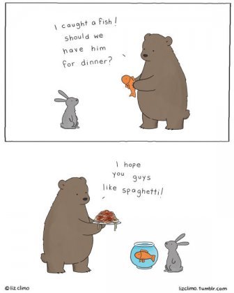 Simpsons Illustrator Liz Climo Draws The Everyday Lives Of Animals