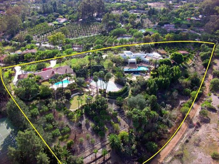 Taco Bell Founder's Dream Home Is Now Up For Sale