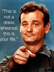 Bill Murray Is A Man Full Of Wisdom